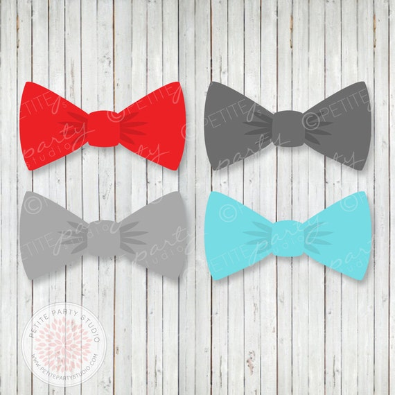 mustache bash printable bow tie banner birthday party or baby shower