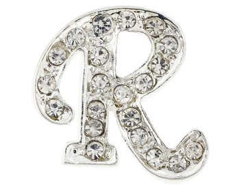 Letter R Tag Pin Brooch Pin 101230R
