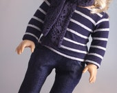 Étoile outfit for American Girl Dolls