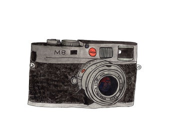 Leica Camera (Limited Edition PRINT)