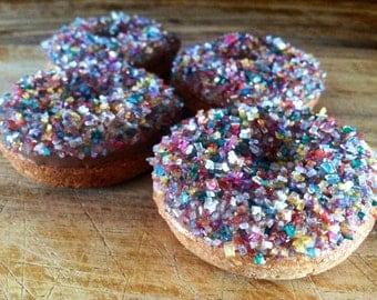 Nutella Mini donuts