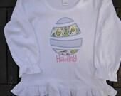 Whimsical Easter Egg Shirt or Onesie