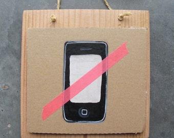 smartphone free area