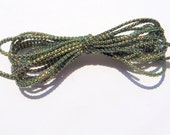 Green and Gold Cord