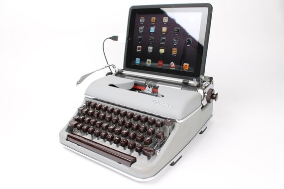 Items similar to USB Typewriter Computer Keyboard ...  Typewriter