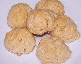 Cheesy Garlic Biscuits ( 24 )