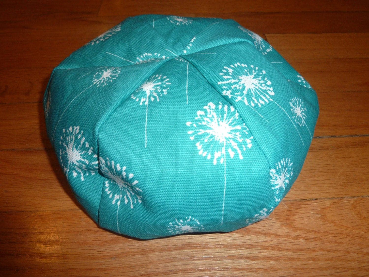 American Girl Doll Bean Bag Chair Bright Turquoise With