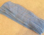 Bona/Starfiber Mop Eco Friendly Pads - Microfiber Mop Pads- BLUE