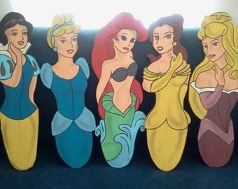 Disney Princess Ceiling Fan Blades