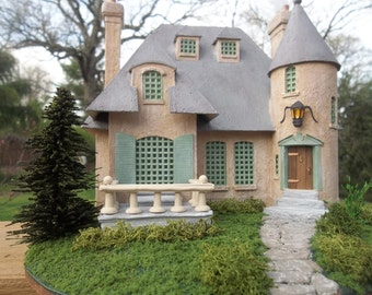 French Charm Country Home