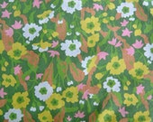 French Vintage Fabric - 1 Yard