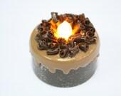 Décoration tendance de LED, lumière de thé chocolat Miniature, pour le parti, 1 PC