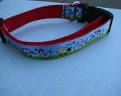 Farm Animal Adjustable Dog Collar