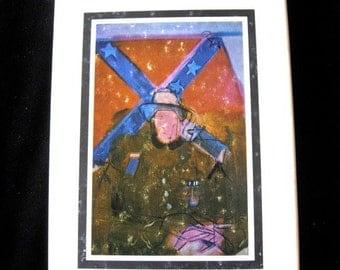 RICHARD Brautigan 1964 Hardcover Book Confederate General from Big Sur