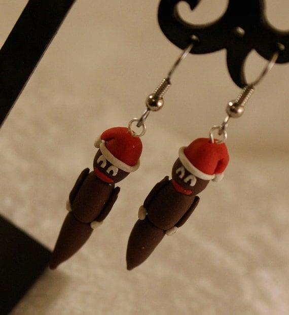 South Park Mr. Hanky Earrings