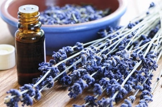 2 oz (60 ml) LAVENDER ESSENTIAL OIL 100% Pure Essential Oil - First Aid Staple - Relaxing Bath - Massage Oil - Laundry / Cleaning Additive