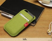 Pack & Smooch iPhone 4S/4/3GS/3G wallet case -SOAY- SO-4-L