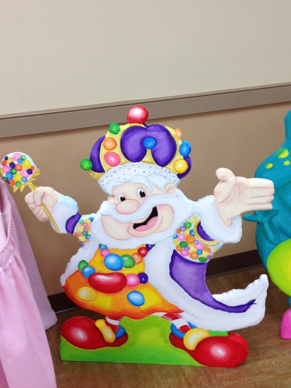 Candyland King Candy Etsy - Your place to b...