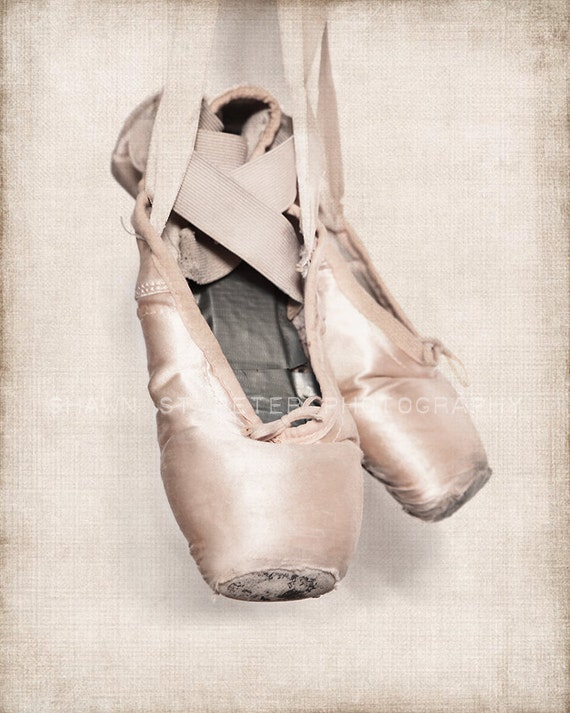 Signed Pointe Shoes For Sale