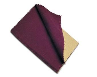 Polishing Cloth, Rouge Cloth, Jewelry Polishing, Tarnish Remover, Metal Cleaning, Metal Shine Cloth, #1038