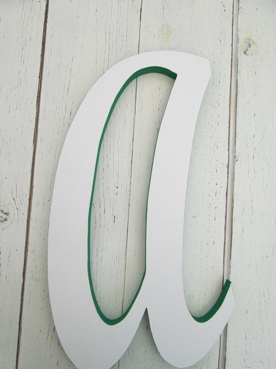 Items similar to large 16 inch wooden letters our shadow for 16 wooden letters