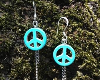 Peace Dangle