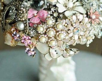 Brooch Bouquet Deposit Custom