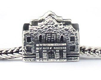 Alamo San Antonio Landmark Charm Beads LM028