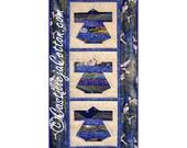 Kimonos Quilt ePattern, 3580-32, kimono wall quilt, kimono wall hanging, asian wall quilt, Japanese wall quilt