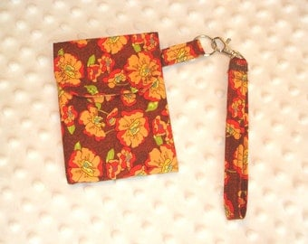 Cell Phone iPod Wristlet Tote Clutch