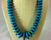 Reserved Listing for Catherine - Hopi Turquoise Necklace