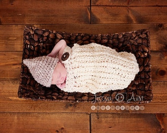 Newborn Cocoon Photography Prop