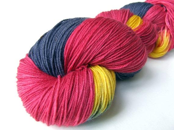 Make It So on Snug- Hand Dyed Sock Yarn
