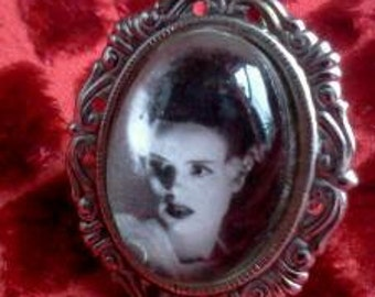 Bride of the frankenstein ring