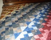 Shades of Blue Quilt and More