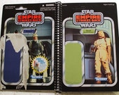 Bossk and Dengar Bounty Hunters Recycled Vintage Style Star Wars TESB Notebook