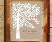 Rustic Guest Book Guest Book Alternative Wedding Guestbook Alternative Wedding Print - 16x20-150 Signature Keepsake Guestbook Poster