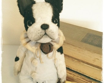 PDF File for French Bulldog 7 Inch Incl. Suit Pattern