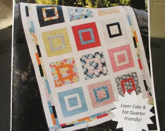 Sweet Jane's Quilt Pattern - Lovie