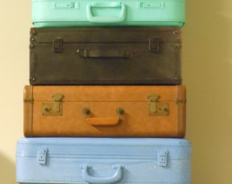 Black suitcase new but has wrinkles from the stack you pick the color you want it to be or take it like this SALE