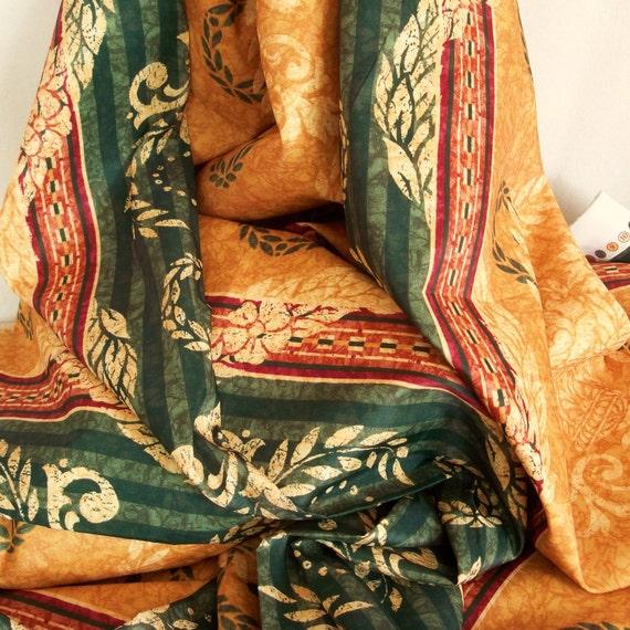 Classic Greek Roman Motif Fabric Yardage Waterproof Nylon Venice ...