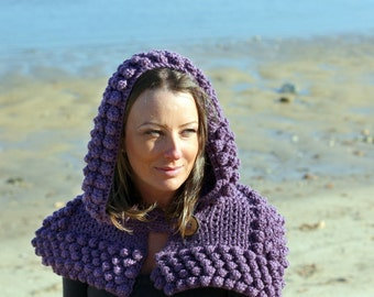 CROCHET PATTERN: Poppin Hood - Permission to Sell Finished Product