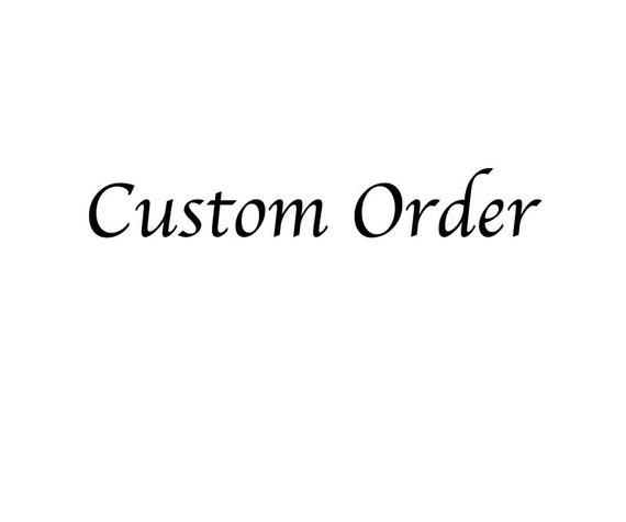 Custom Order for afemaleperson