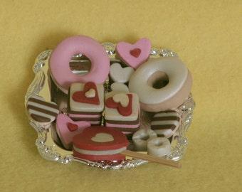 """desert assortment doll food for American Girl & any 18"""" dolls"""