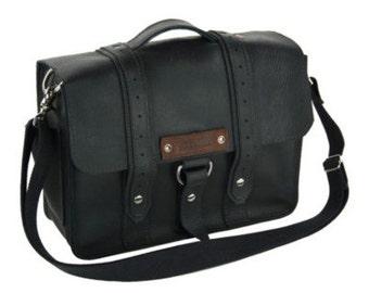 """17"""" Black Tahoe Voyager Laptop Bag"""