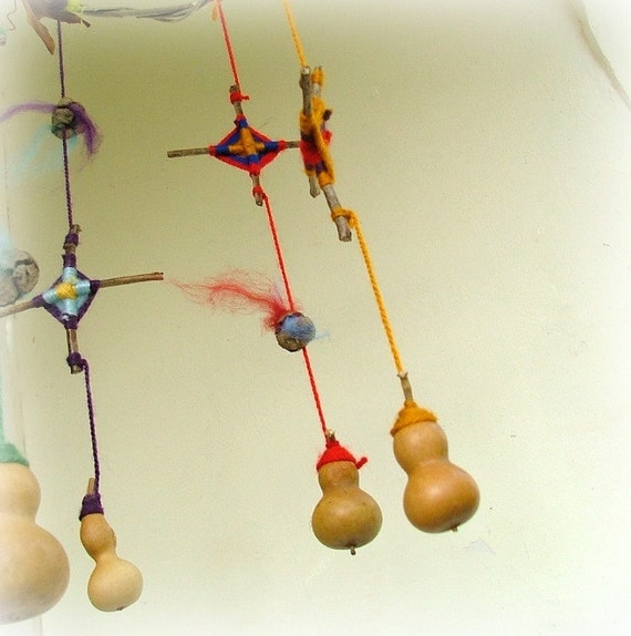 The kite runner baby crib mobile baby by mammaearthcreations for Unusual baby mobiles