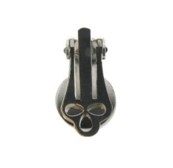 clip on earring backs school style
