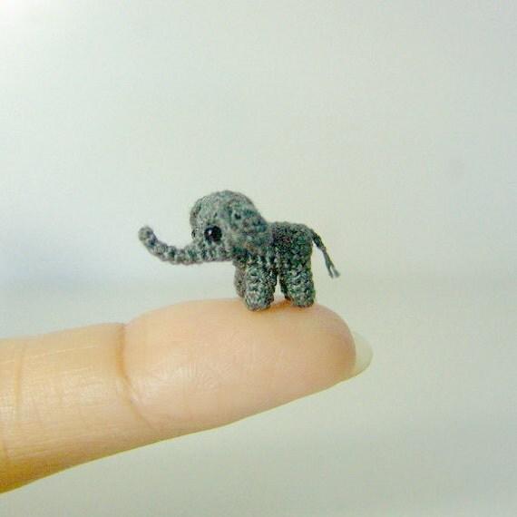 04 zoll grau baby elefant extreme mikro h keln elefant. Black Bedroom Furniture Sets. Home Design Ideas