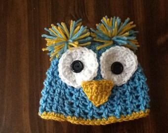 Boy Owl Hat