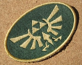 Zelda's Hero of time Link's emblem Iron on or Sew on patch